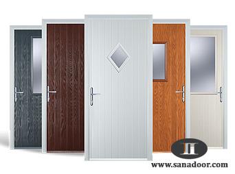 درب های  upvc